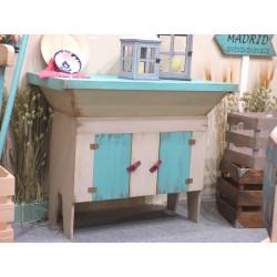 Artesa (antiguo mueble para amasar pan)