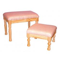 Escalones escabeles greca muebles y decoraci n - Escabeles tapizados ...