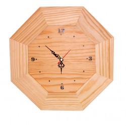 Reloj octogonal