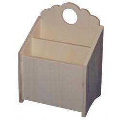 Caja para mandos