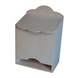 Caja pañales colgar