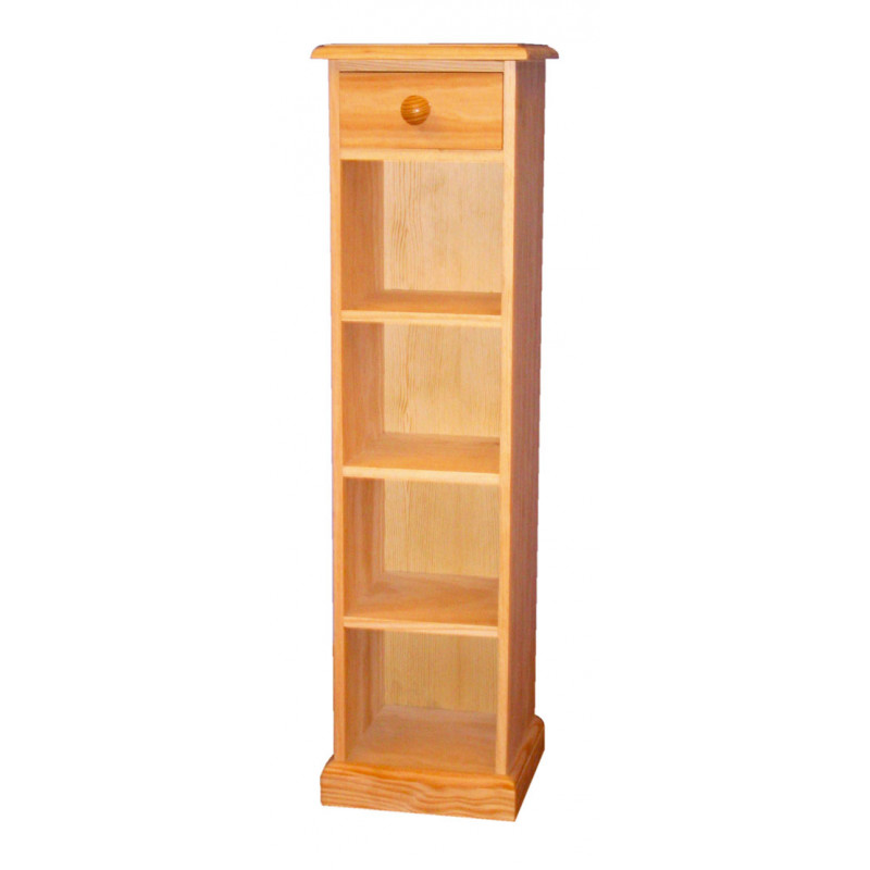 Mueble auxiliar mueble puerta cristal mueble estantes for Mueble 3 estantes