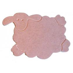 Pomo oveja izquierda serie Karobi