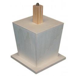 Lámpara cubo serie Karobi
