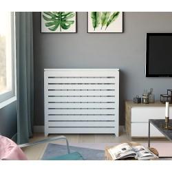 Cubre radiador. Ancho 94 cms. Lacado color Blanco
