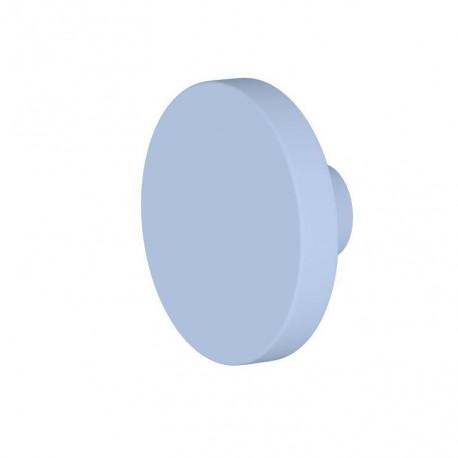 Pomo circulo color Azul (unidad)
