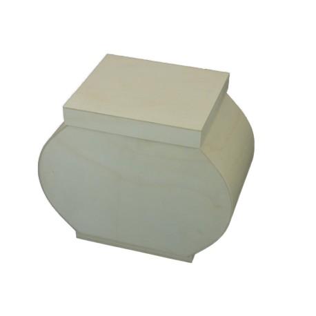 Caja Ovalada grande