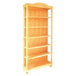 Librero baldas 80