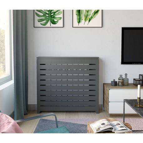Cubre radiador pequeño lacado color Blanco
