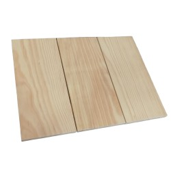 Panel macizo 30*40 cms.
