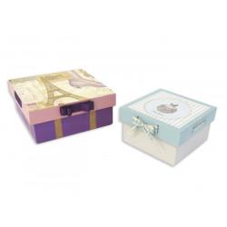 Caja para cinta pequeña